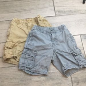 OshKosh boys cargo shorts 3T